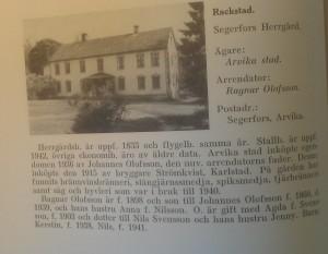 Segerfors 1946