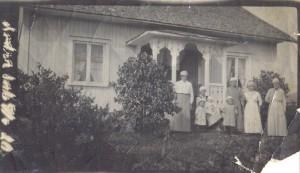 Lina, Anna, Maria Ferm, Marta, Maja, Alfhild elsa, Signe