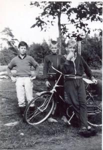 tre pojkar