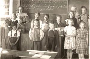 klassfoto 1948