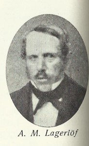 A M Lagerlöf