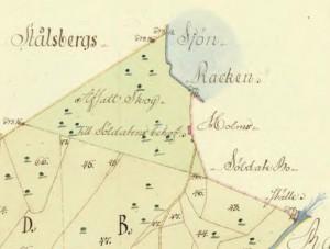 Holms soldattorp 1802
