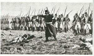 Svenskt infanteri i 1808-09 års krig