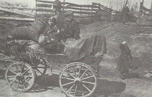 Resandefolk på 1920-talet