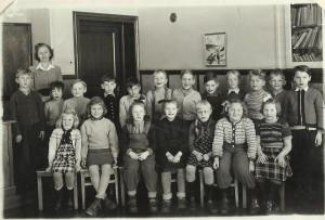 rackstadskolan 1949 åk 2