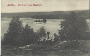 Racken med ön