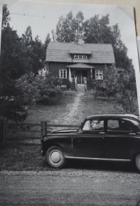 Anneberg med bil